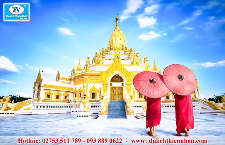DU LỊCH MYANMAR – ĐẤT NƯỚC CỦA PHẬT 4N3Đ.